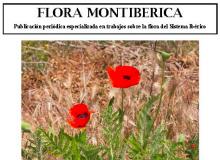 couverture Flora Montiberica 78