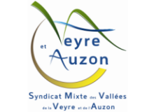 logo syndicat mixte des vallées de veyre et d'auzon