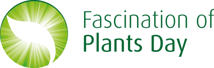 Logo - Fascination of Plants Day