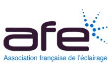 logo association francaise de l'éclairage afe