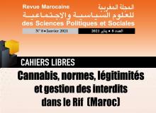 couverture revue cannabis rif