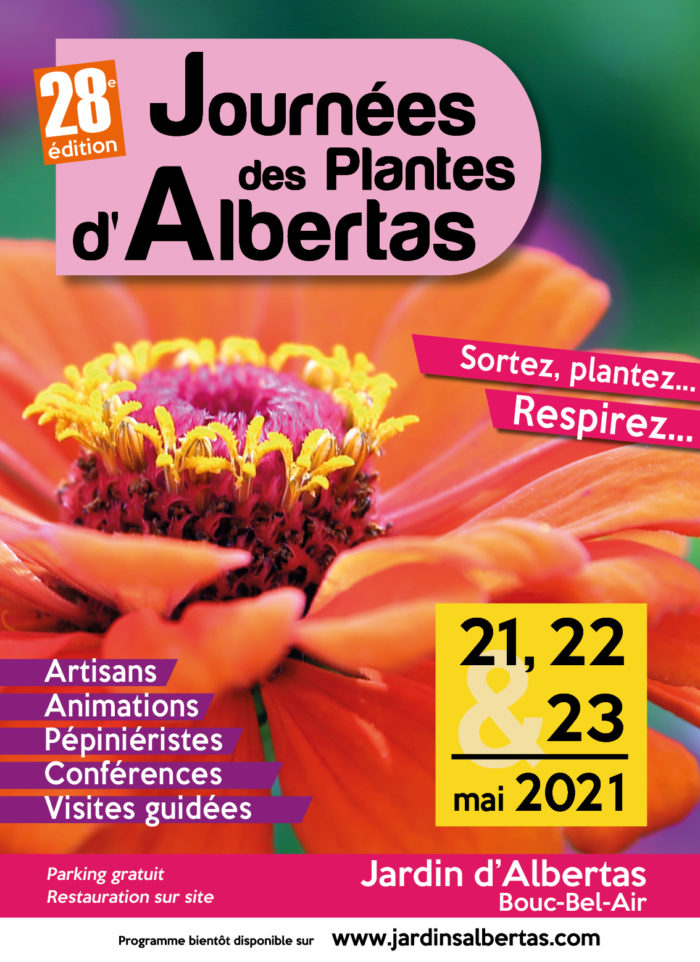 JOURNEES DES PLANTES ALBERTAS 2021
