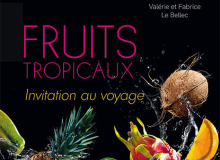 couverture fruits tropicaux