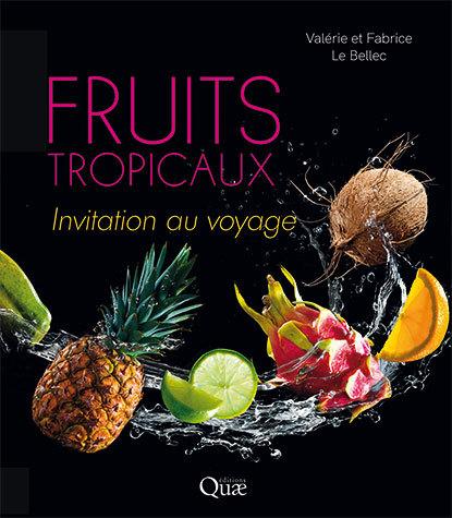 couverture fruits tropicaux