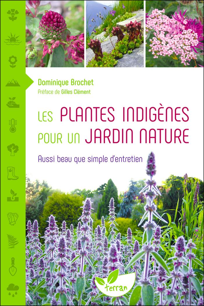 couverture plantes indigesnes pour un jardin nature