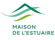 logo maison de l'estuaire