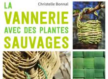 Couverture La vannerie avec les plantes sauvages