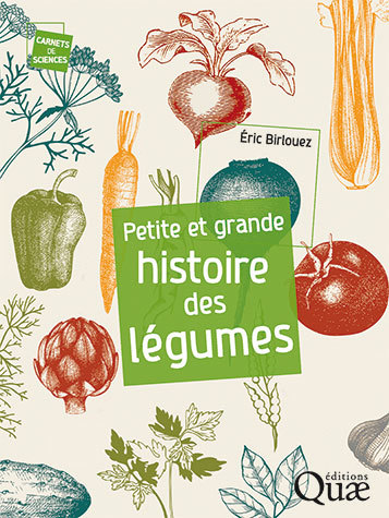 Couverture Petite et grande histoire des legumes