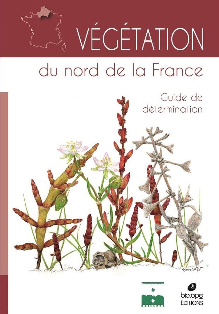 Couverture Végétation du Nord de la France