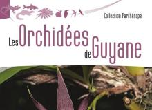 couverture orchidees de guyane