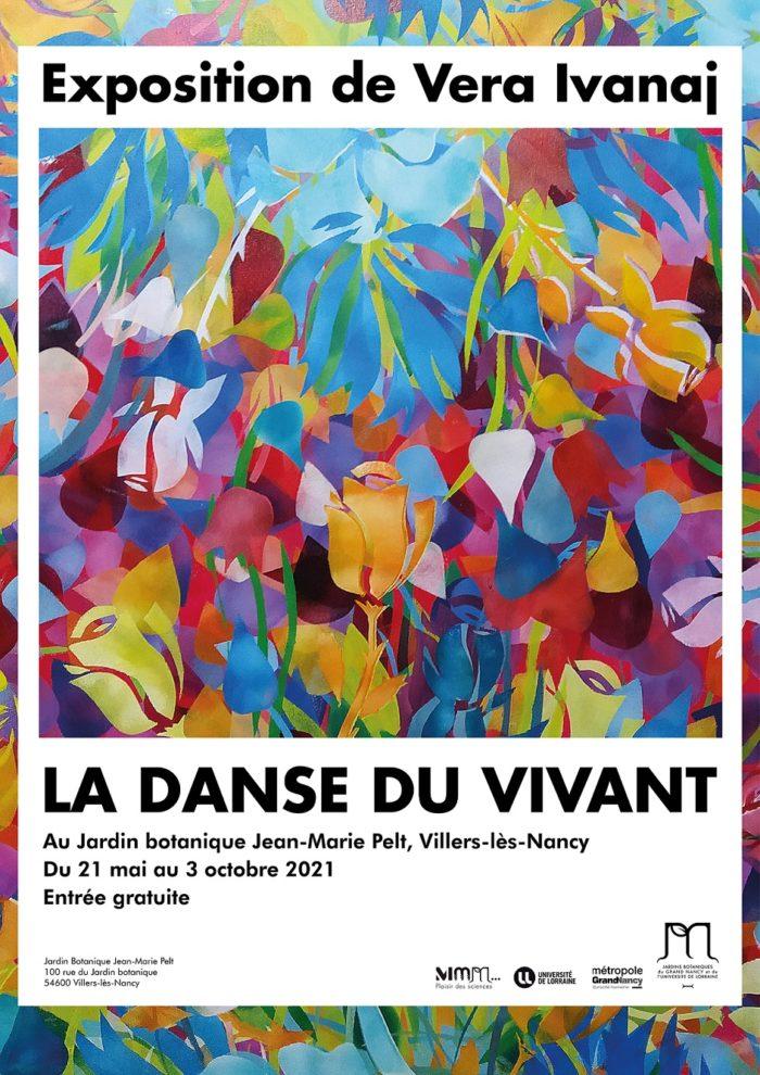 Affiche Expo - Vera Ivanaj WEB BQ