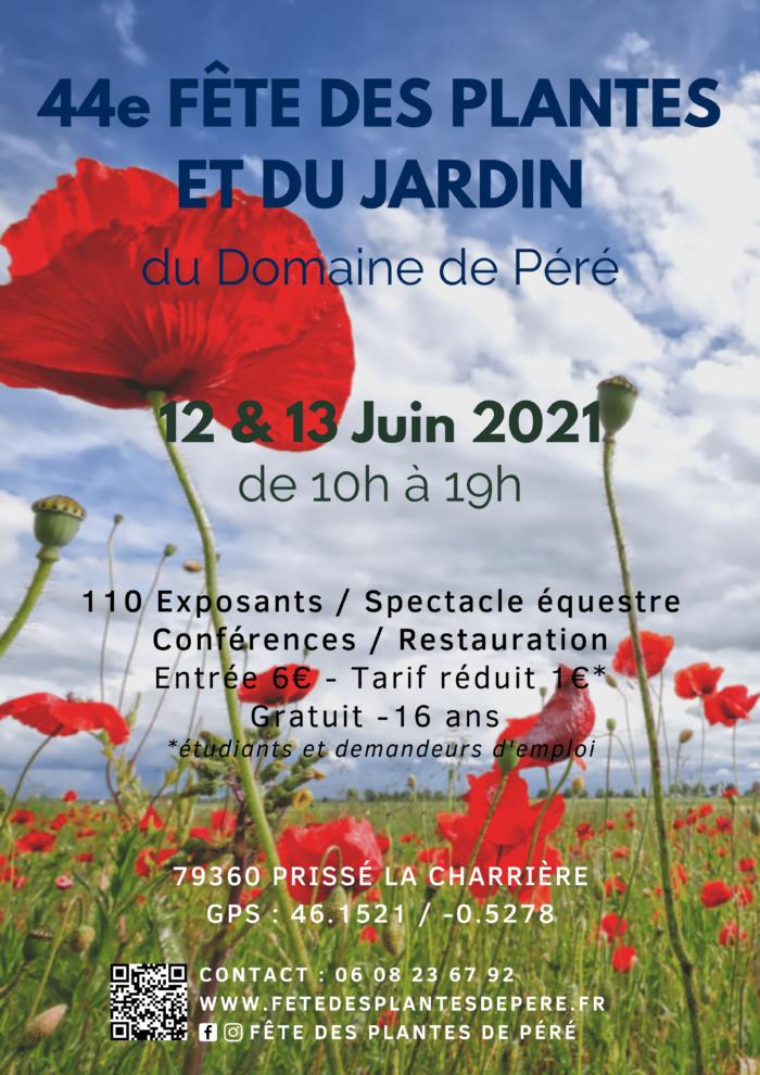 Fête des plantes Péré_Juin_2021