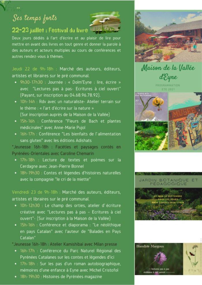 Eyne - Festival du livre - A4