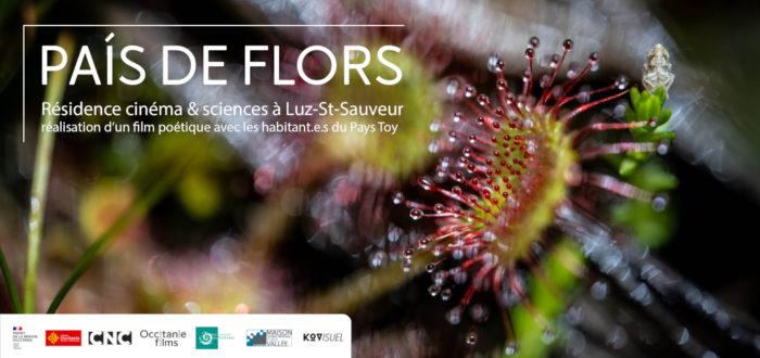 Invitations sortie de résidence (Drosera rotundifolia)
