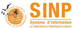 logotype Système d'information de l'inventaire du patrimoine naturel