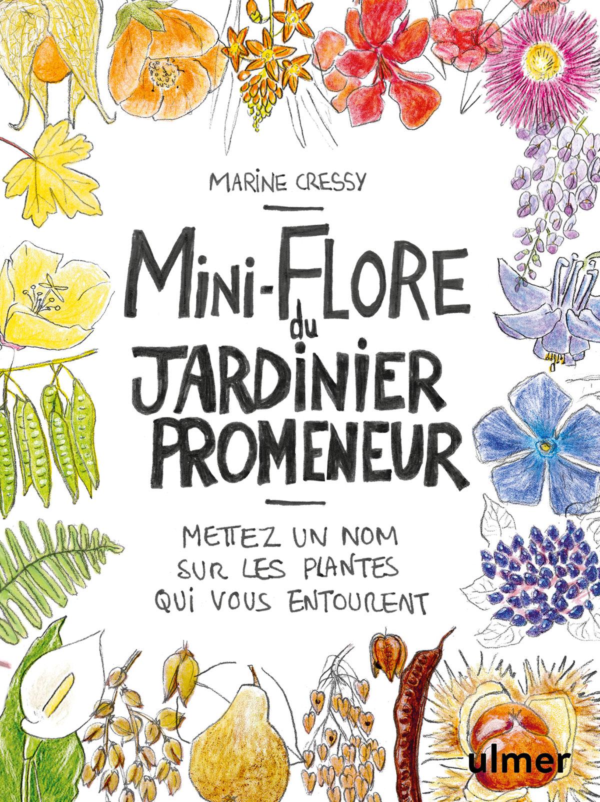 couverture mini-flore du jardinier promeneur