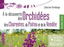 couverture A la découverte des orchidées des Charentes, du Poitou et de la Vendée