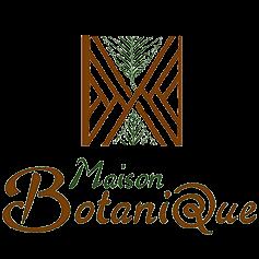 logotype maison botanique
