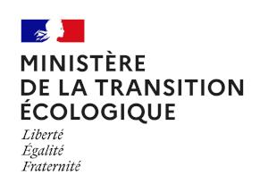 logotype Ministère de la Transition écologique