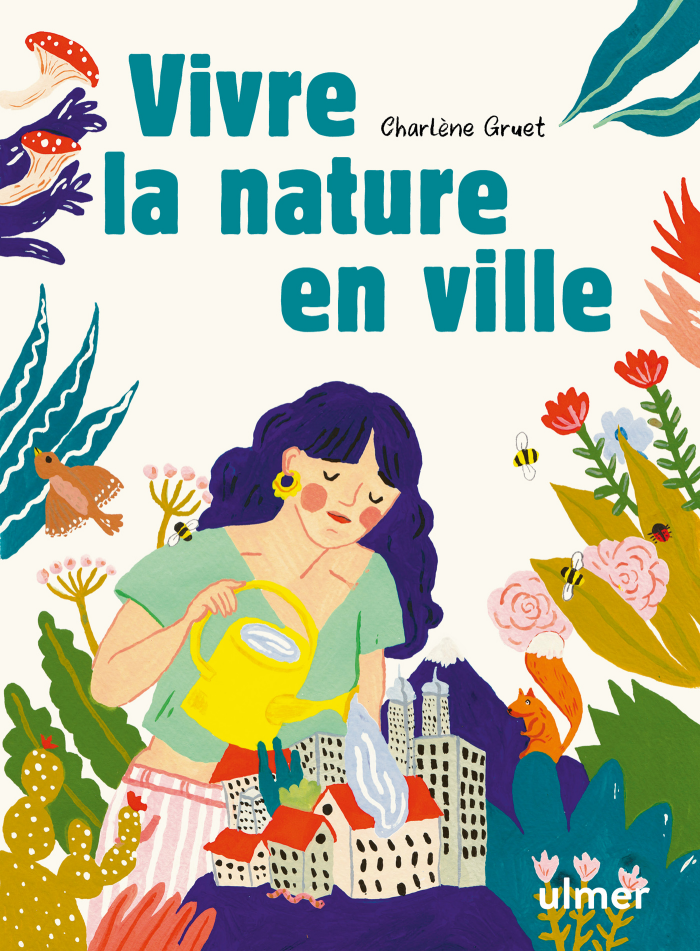 couverture vivre la nature en ville