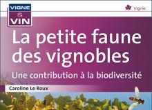couverture la petite faune des vignobles