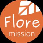 Logo du projet Mission Flore