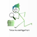 Logo du projet Tela investigation – Qui sont les telabotanistes ?
